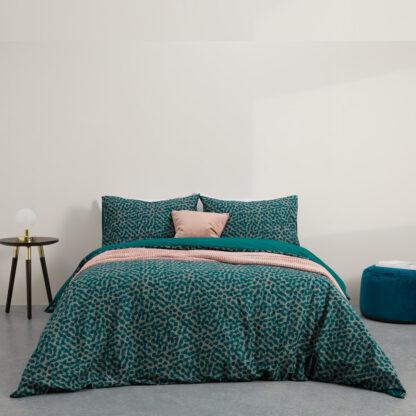 Annie Cotton Duvet Cover + 2 Pillowcases