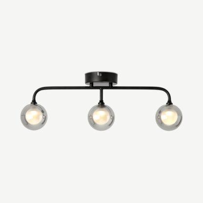 Masako LED 3 Light Bar Ceiling Lamp