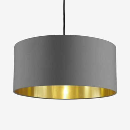 Oro Pendant Drum Lamp Shade