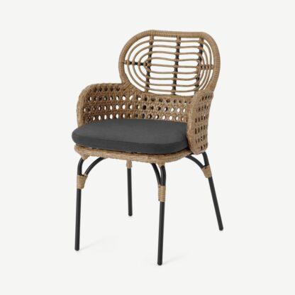 Swara Garden Carver Chair